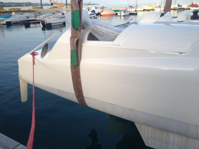 permis voile, permis bateau avec Corentin FRANCART