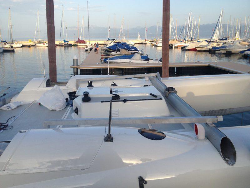 catamaran spécialisé Rolle
