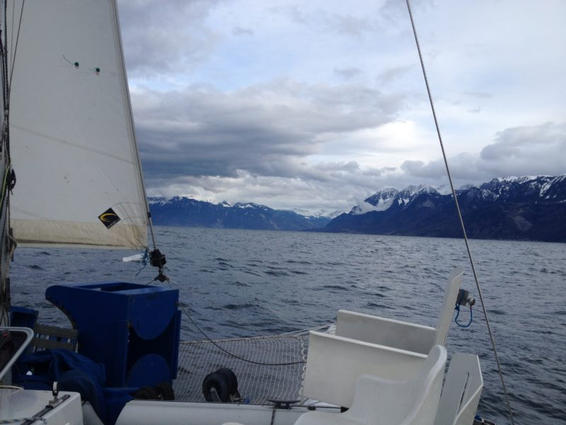catamaran handicap permis bateau